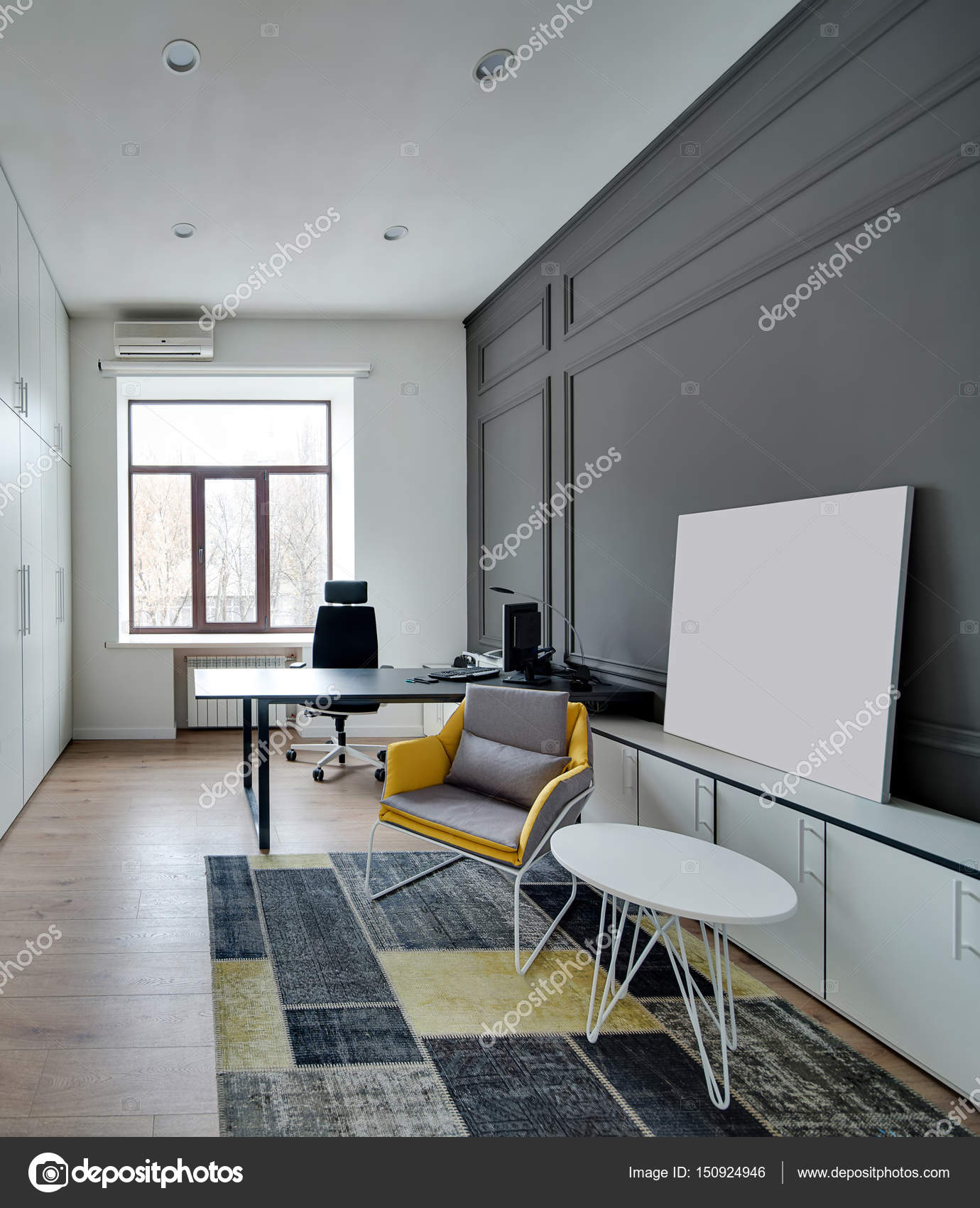 Modernes Büro — Stockfoto © bezikus #150924946