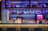 Bar in modern style
