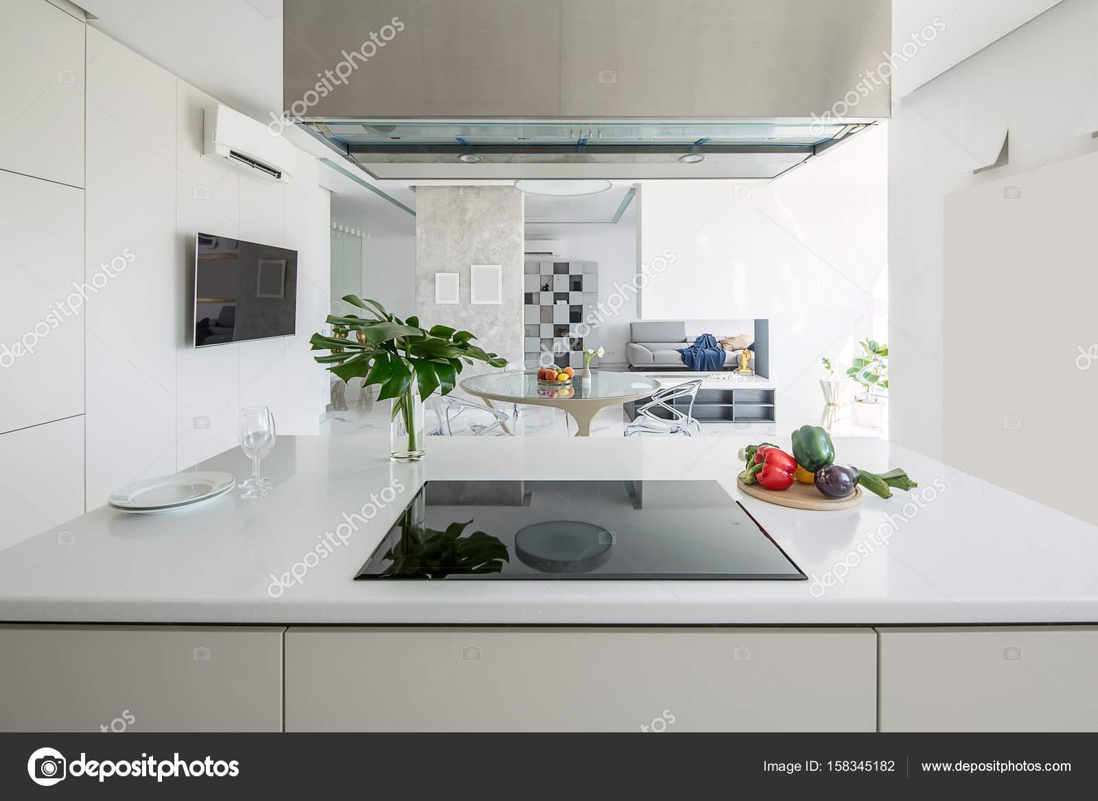 Cozinha Em Estilo Moderno Fotografias De Stock Bezikus 158345182