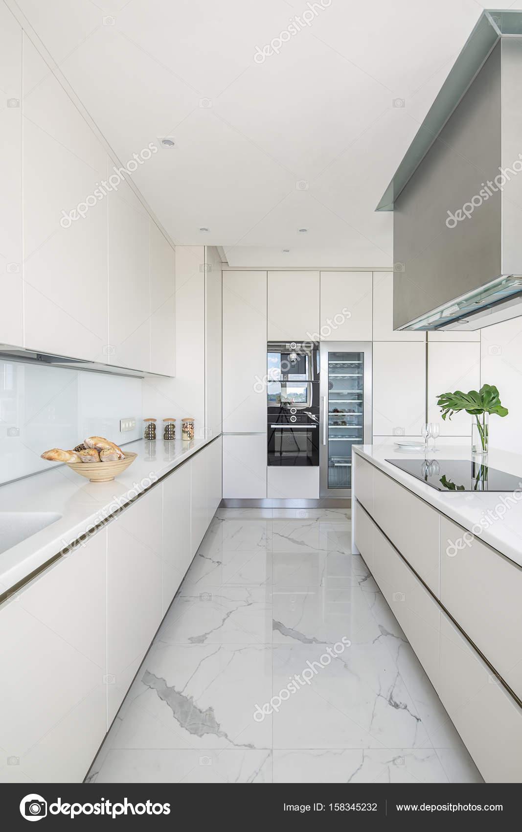 Cozinha Em Estilo Moderno Stock Photo Bezikus 158345232