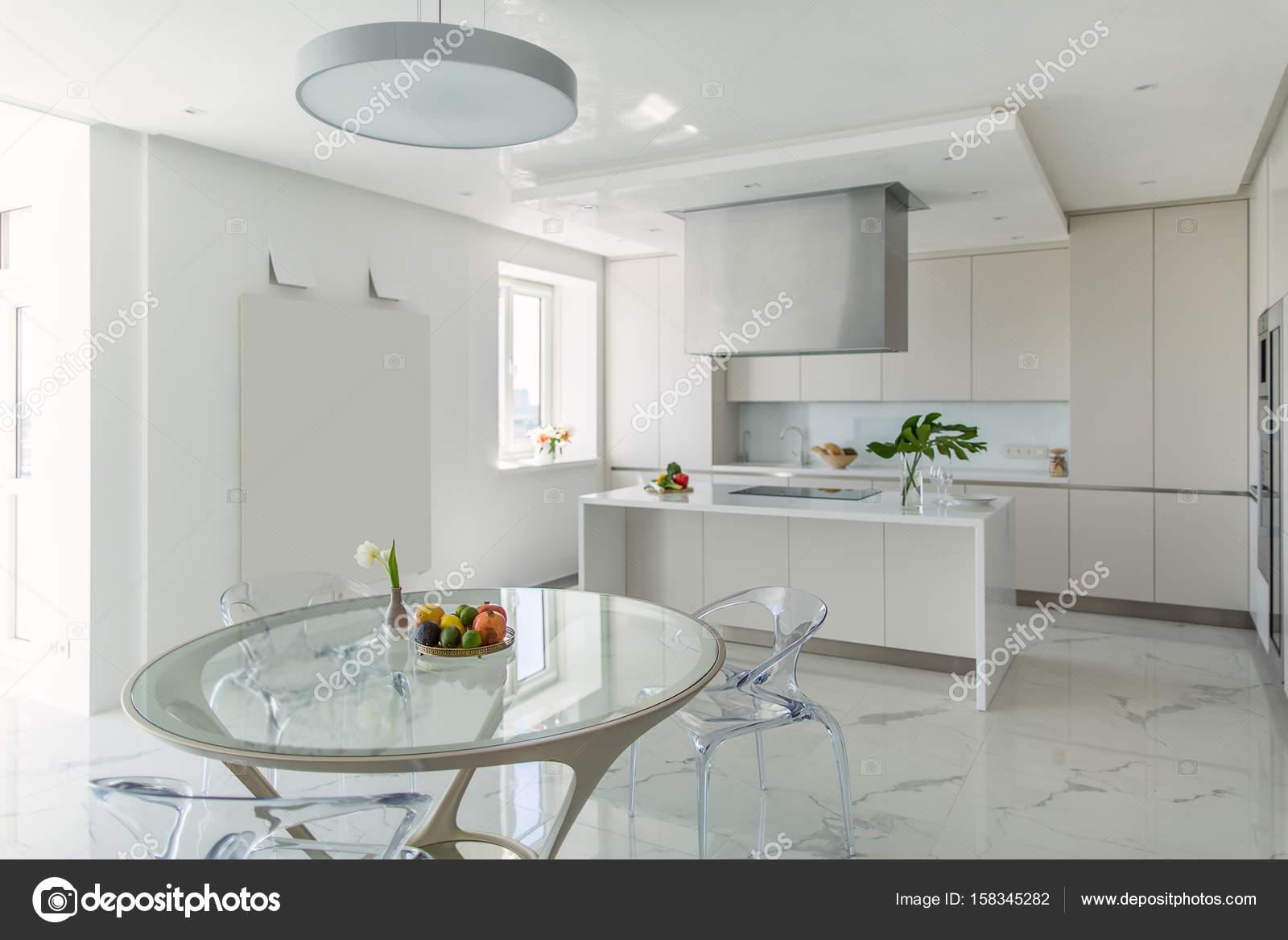 Cozinha Em Estilo Moderno Stock Photo Bezikus 158345282