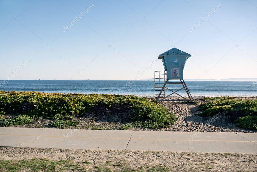 Beach of Santa Barbara