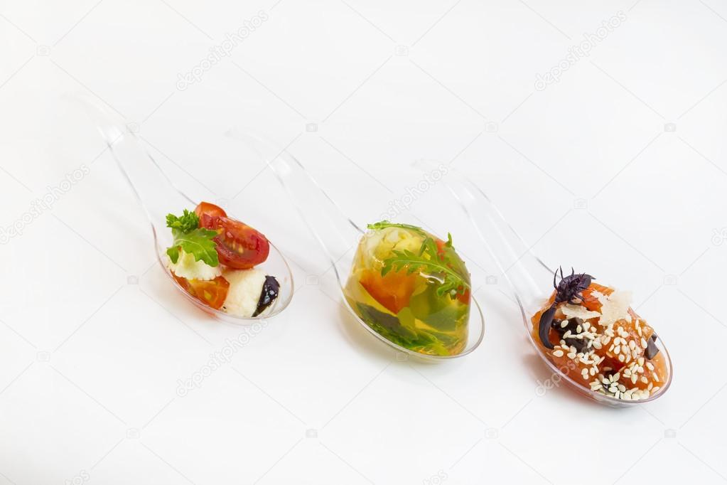 Warzyw Kuchni Molekularnej Zdjęcie Stockowe Lester120