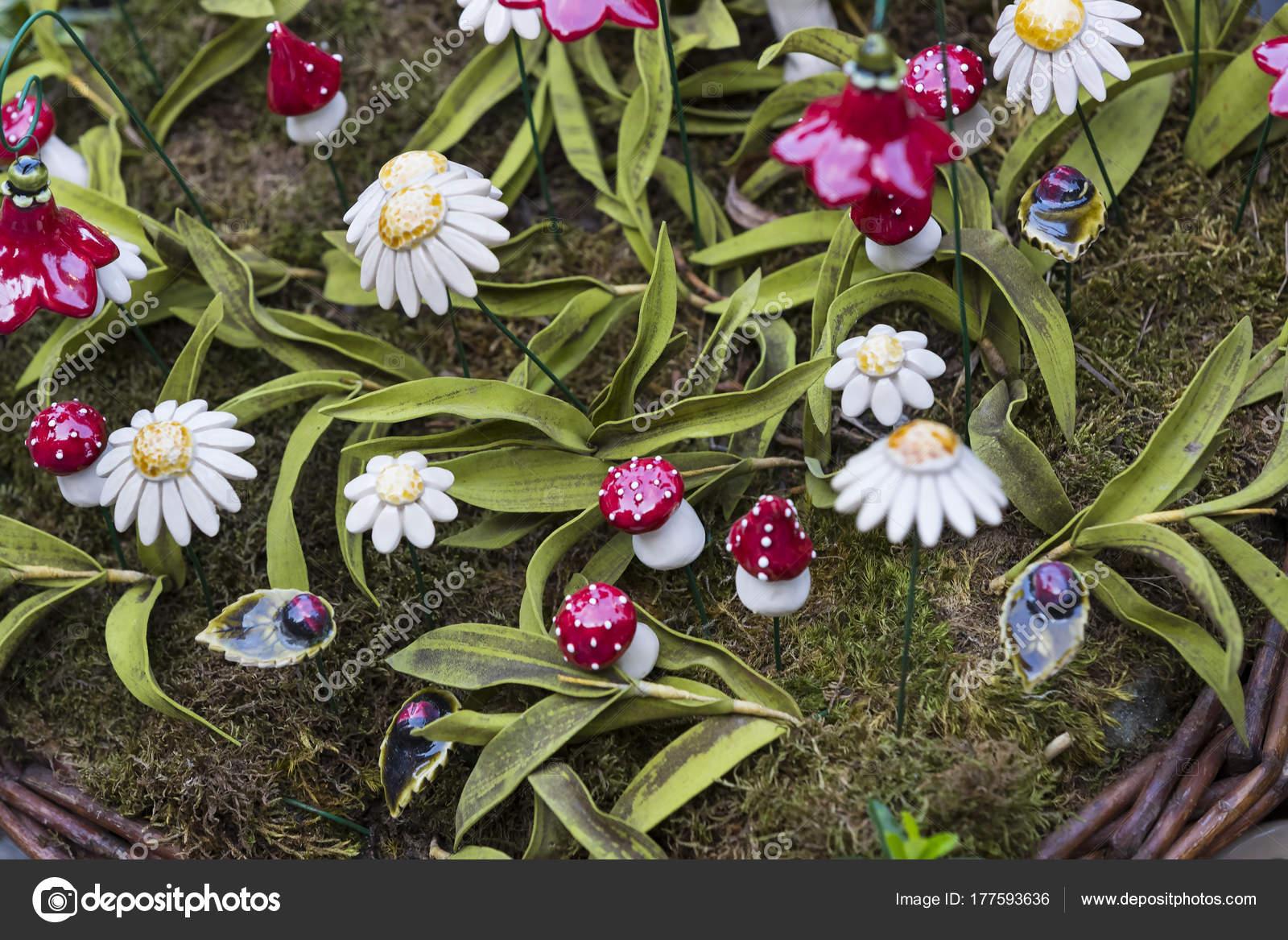 Decorazione Vasi Da Giardino : Fiori ceramica ungheresi tradizionali decorare interno dei giardini
