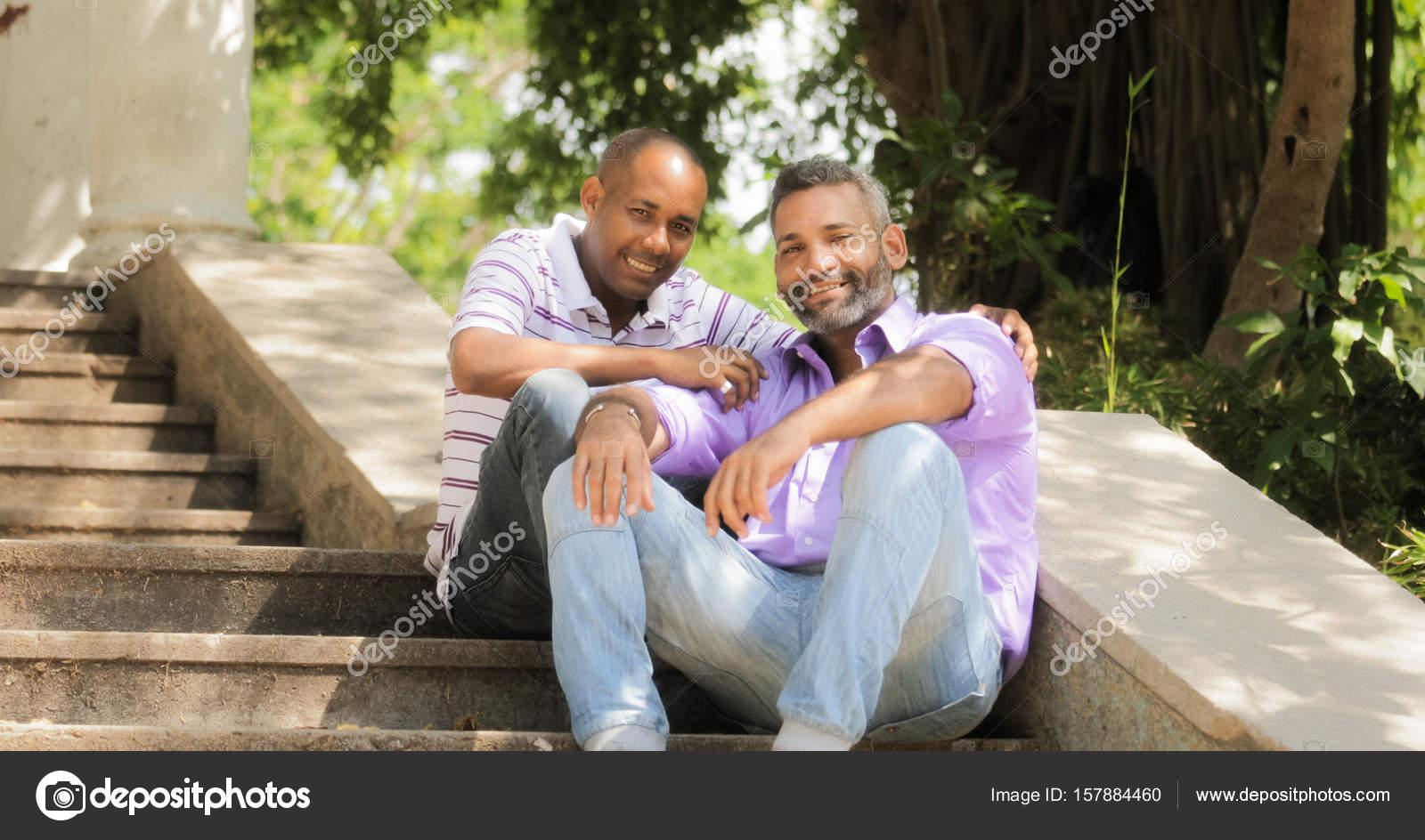 Retratos sexo gay