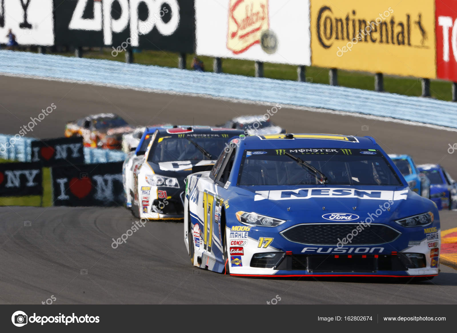 NASCAR: August 06 I LOVE NY 35...