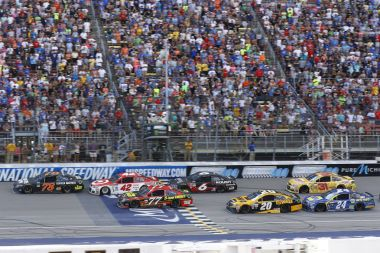 NASCAR: August 13 Pure Michigan 400