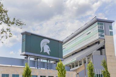 Michigan State University Spartan Stadium