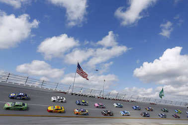 NASCAR: October 15 Alabama 500