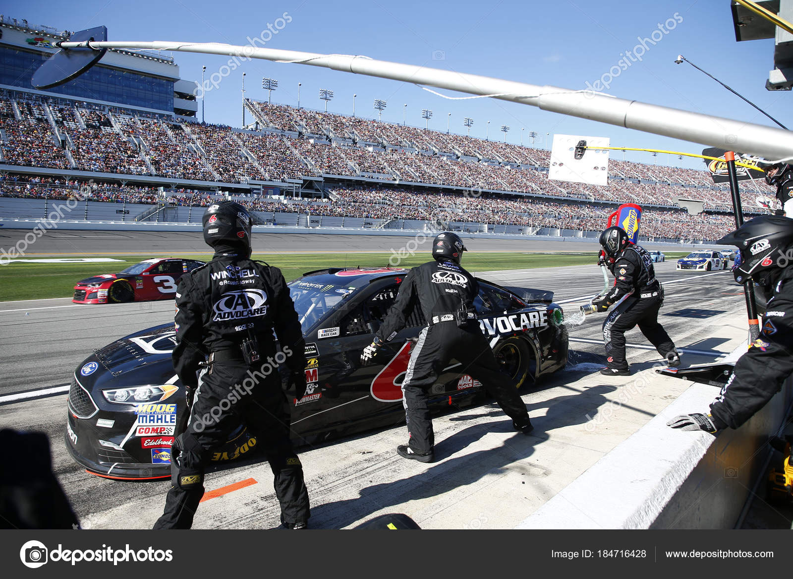 Daytona Dog Track >> Nascar February 18 Daytona 500 Stock Editorial Photo