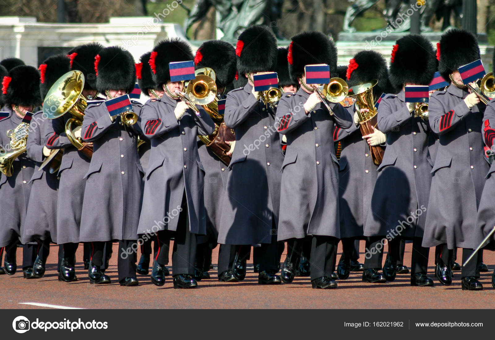 Band of the Queen's Guard – Stock Editorial Photo © pxl