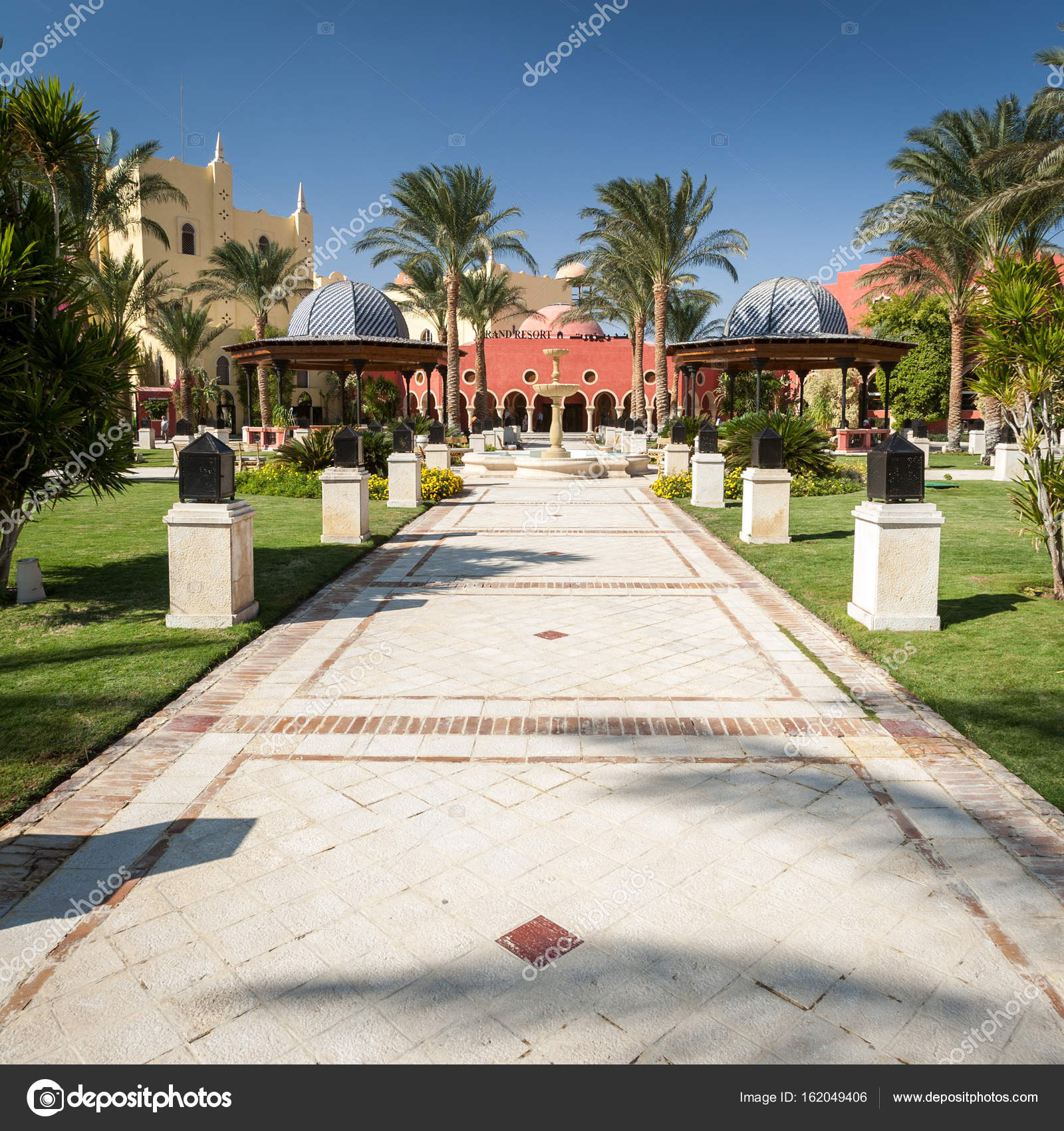 Red Sea Hotel Entrance Stock Editorial Photo C Pxl Store 162049406