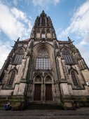 Fotografie Lambertikirche (St. Lamberti Kirche), Münster, Deutschland