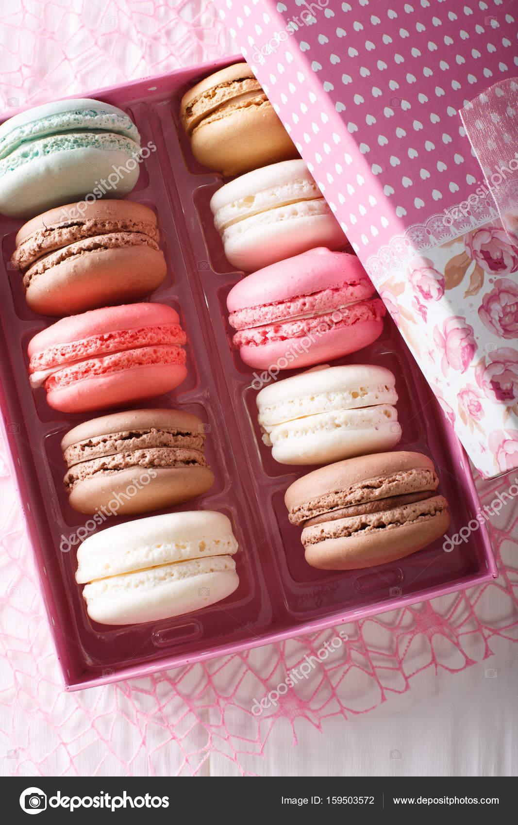 Печенье в коробках на подарок 420