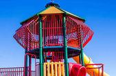 Gabbia a Top di attrezzature per parchi giochi per bambini