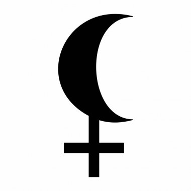 Black Moon Lilith sign