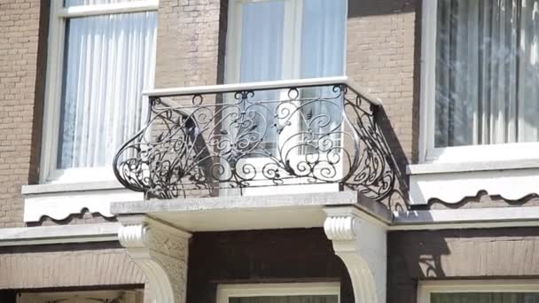 Balcon Avec Garde Corps En Fer Forge Video Mooveen C 165248796