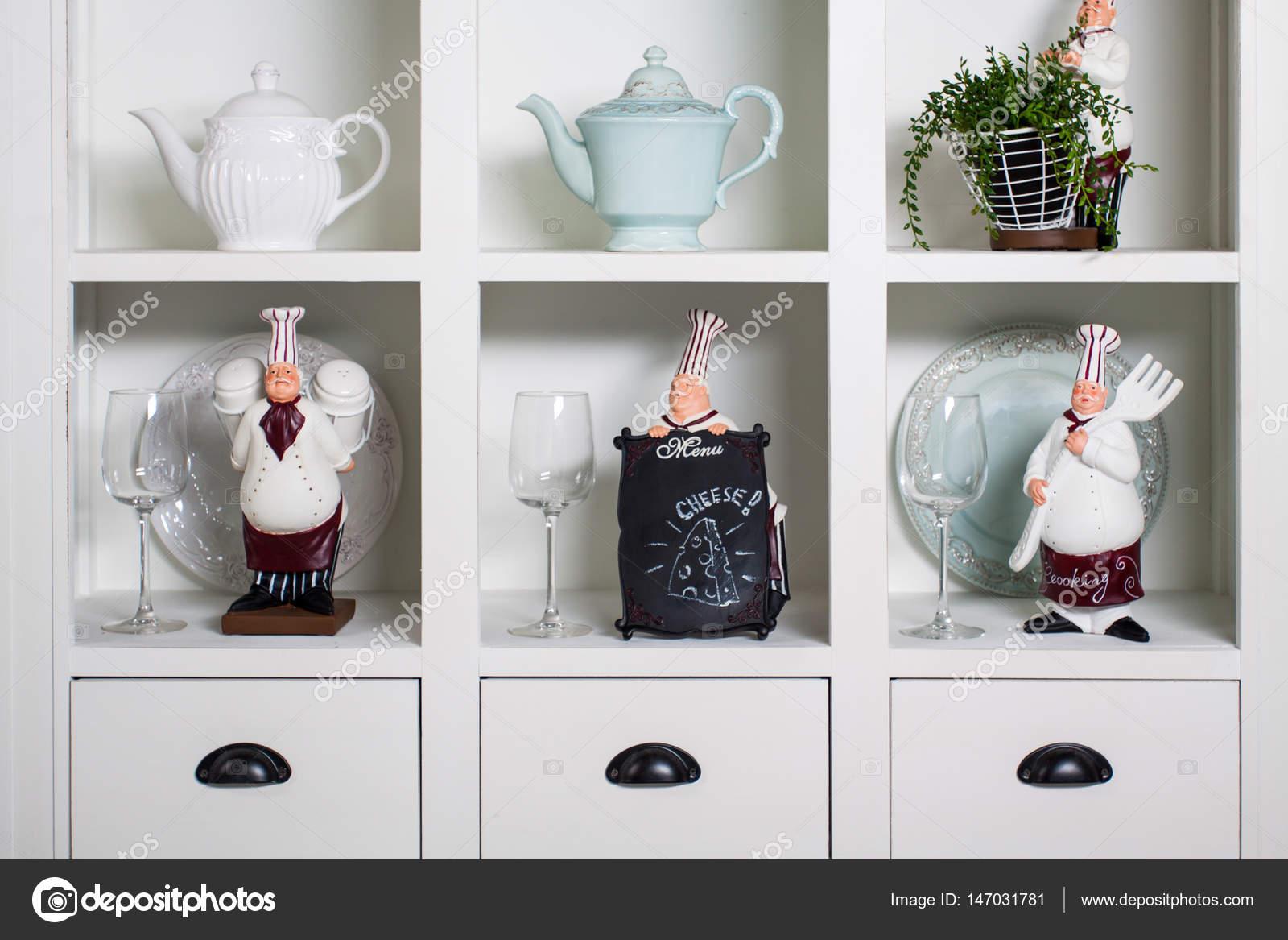 Innen Im Provenzalischen Stil: Möbel Und Dekor U2014 Stockfoto