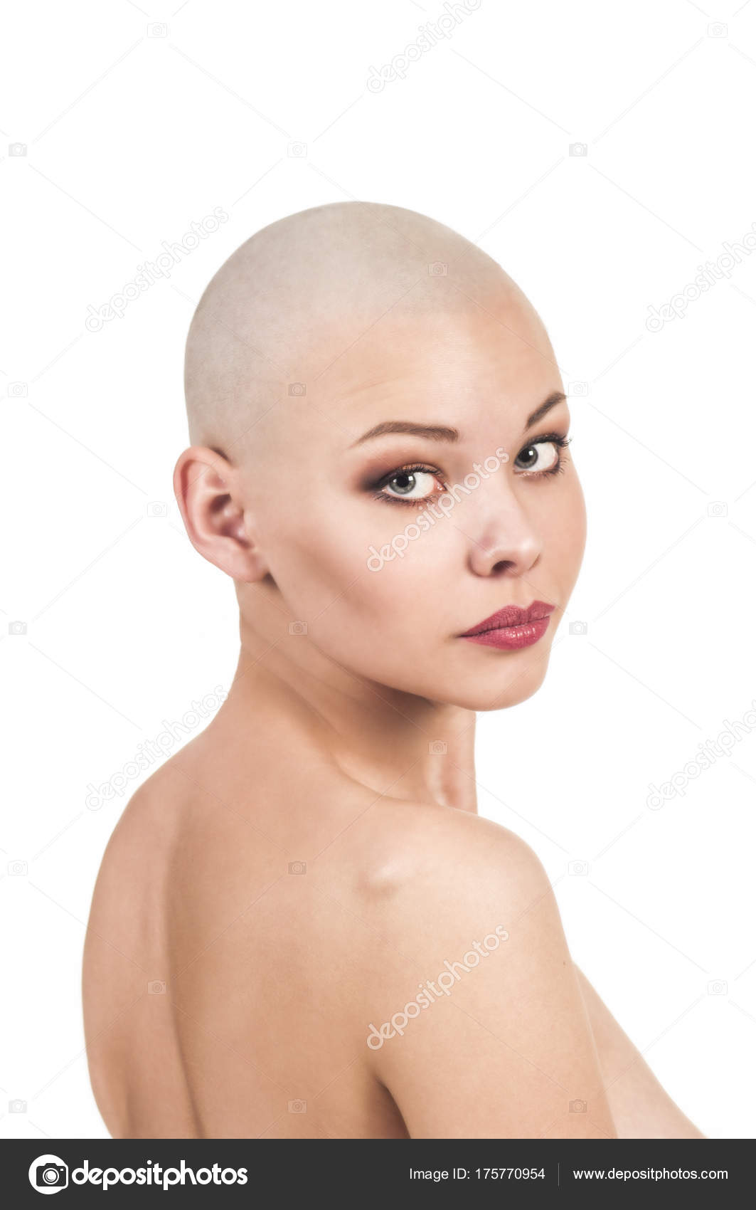 Opinion, Naked shaved head girls