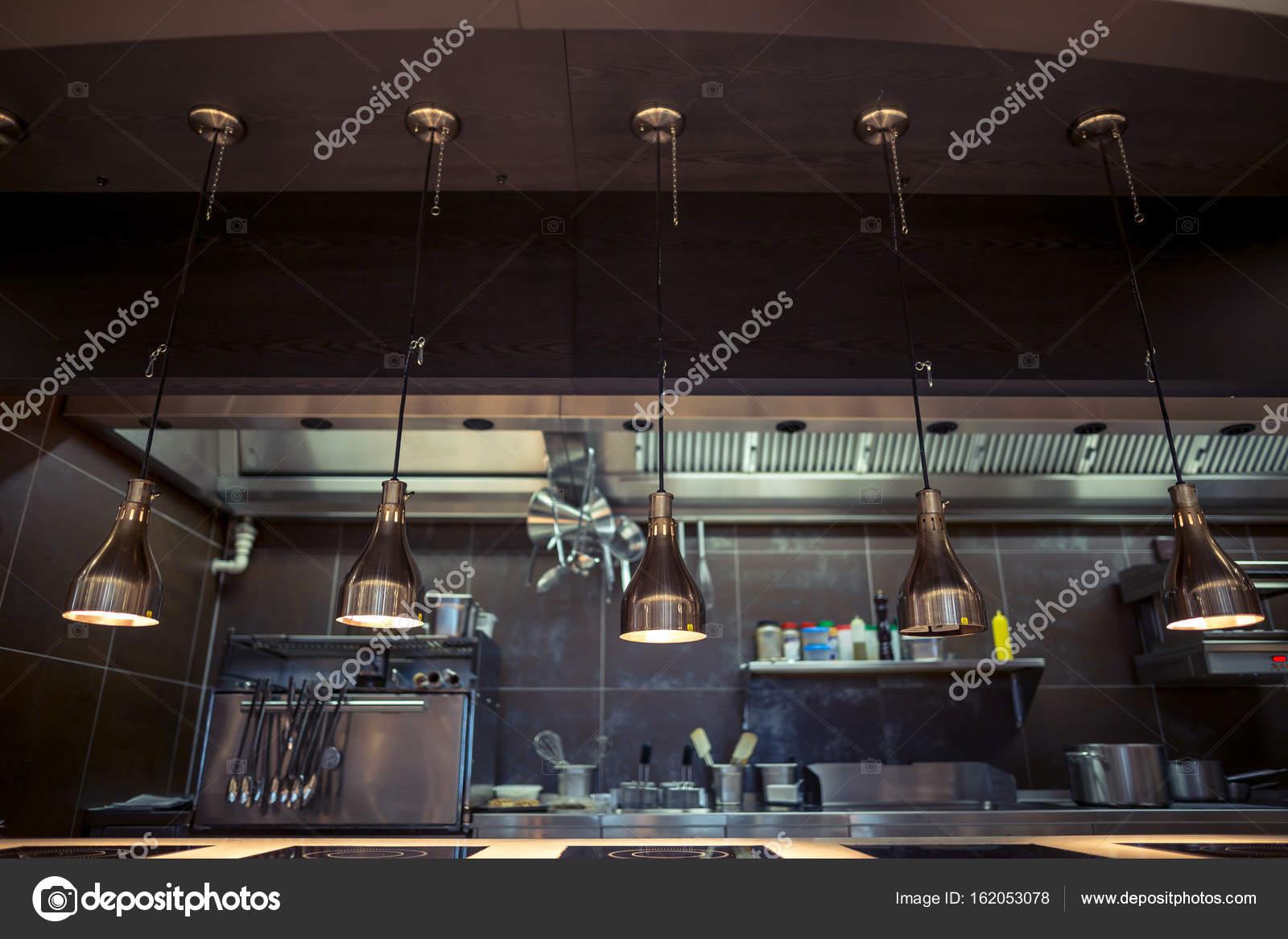 Arbeitsmittel In Der Küche | Oberflache Und Kuche Arbeitsmittel In Der Profi Kuche Stockfoto