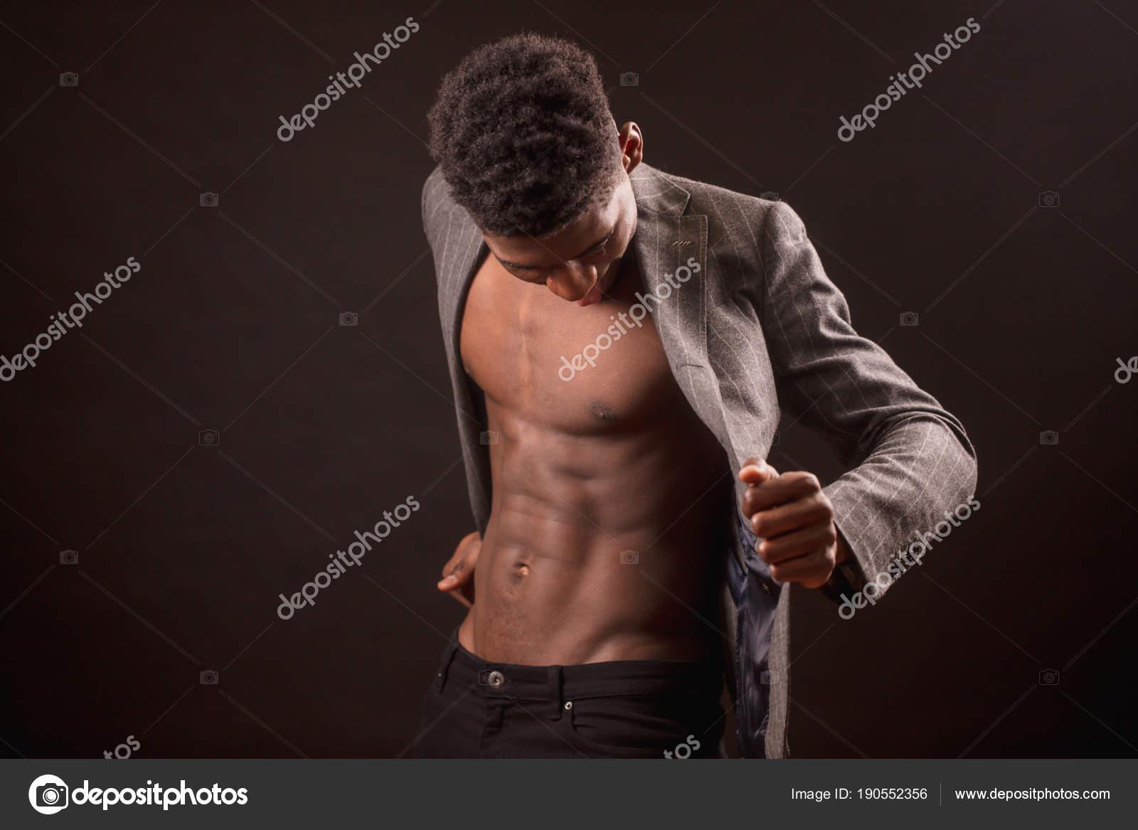 Μαύροι γυμνές εικόνες