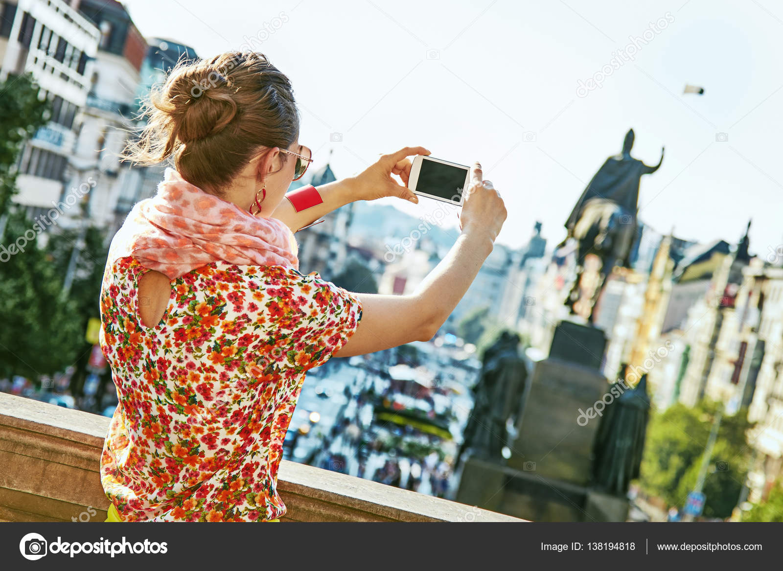 Tschechische Republik Frau