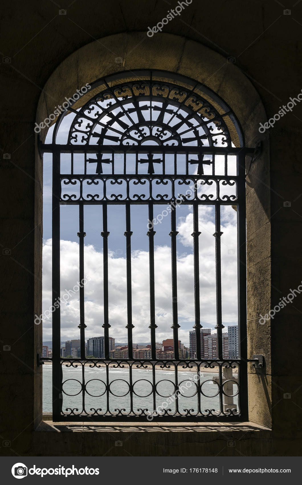 old metal lattice window stock photo clementa 176178148