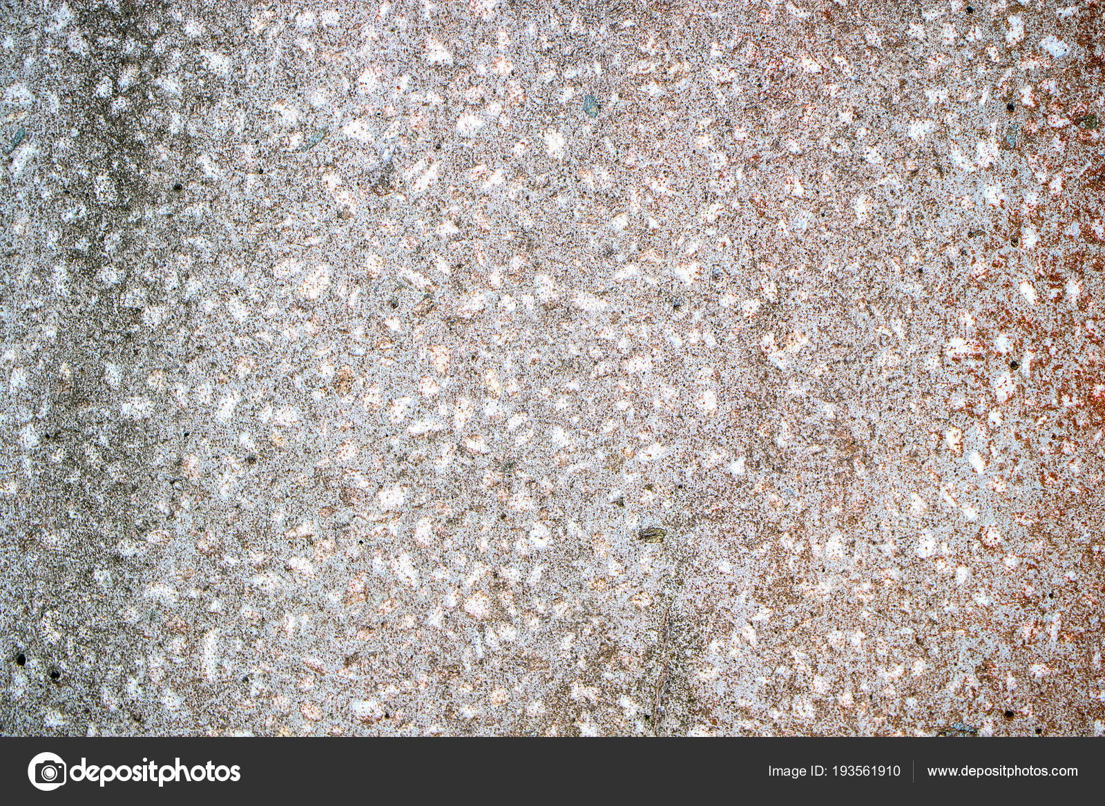 Old Stone Slab Small Stones Granite — Stock Photo © Metelevan #193561910