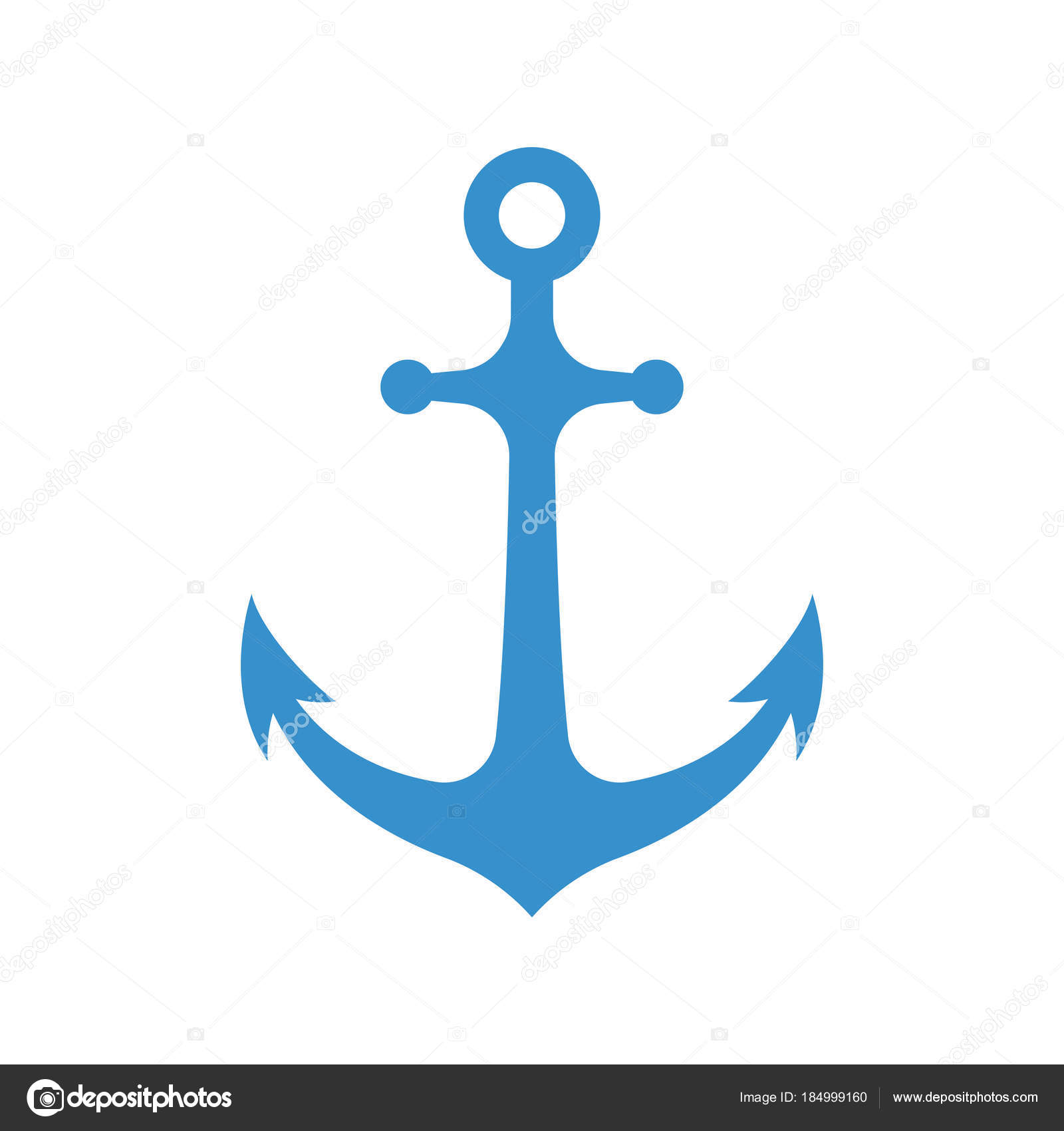 Dessin encre marine - Dessin ancre bateau ...