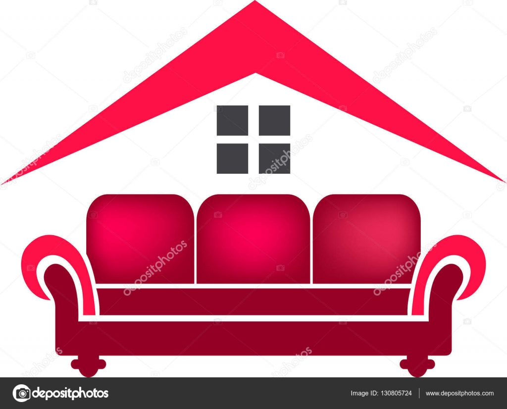 Home Decor Logo Stock Vector Magagraphics 130805724
