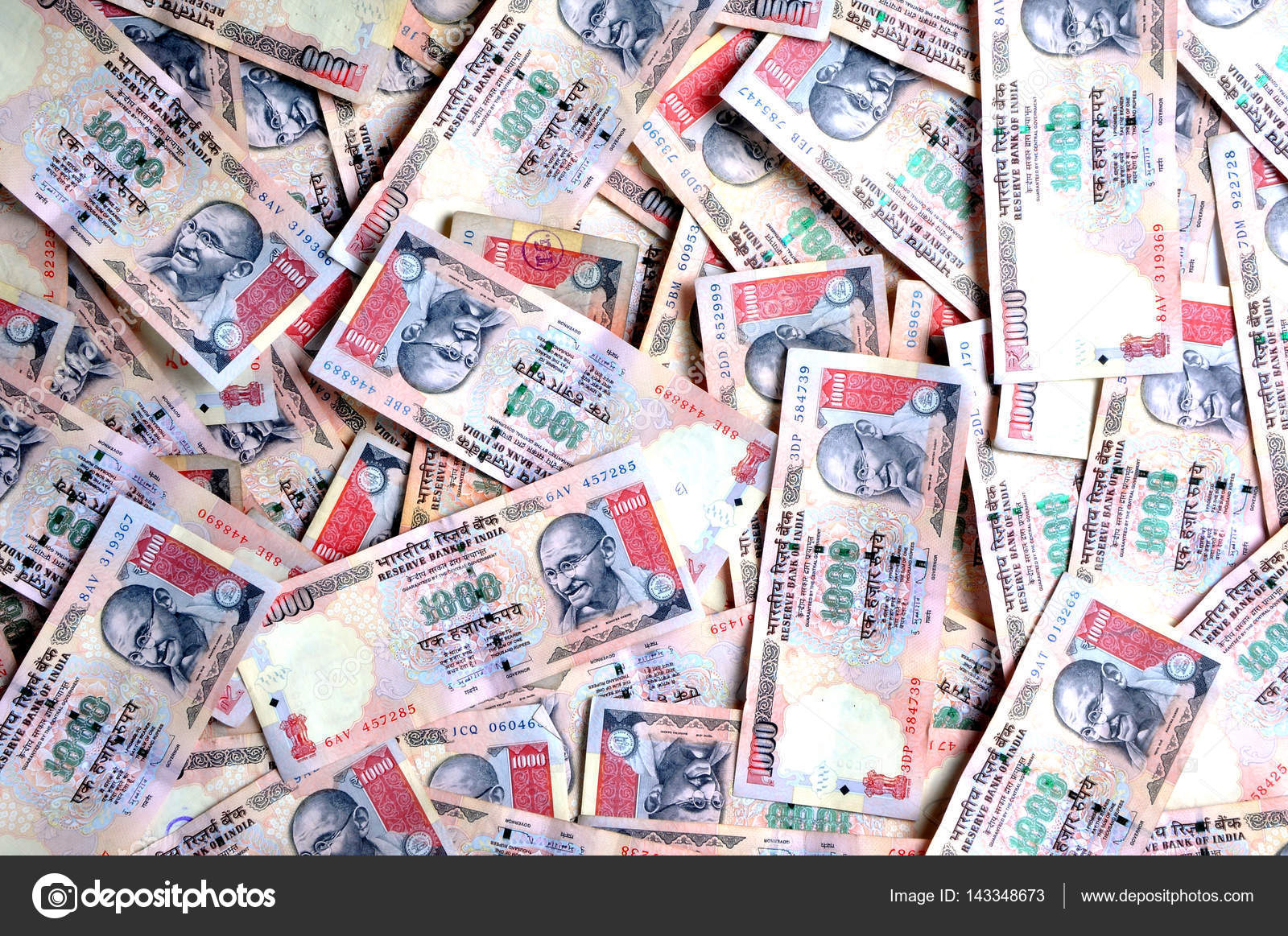 Old indian currency | Old Indian currency — Stock Photo