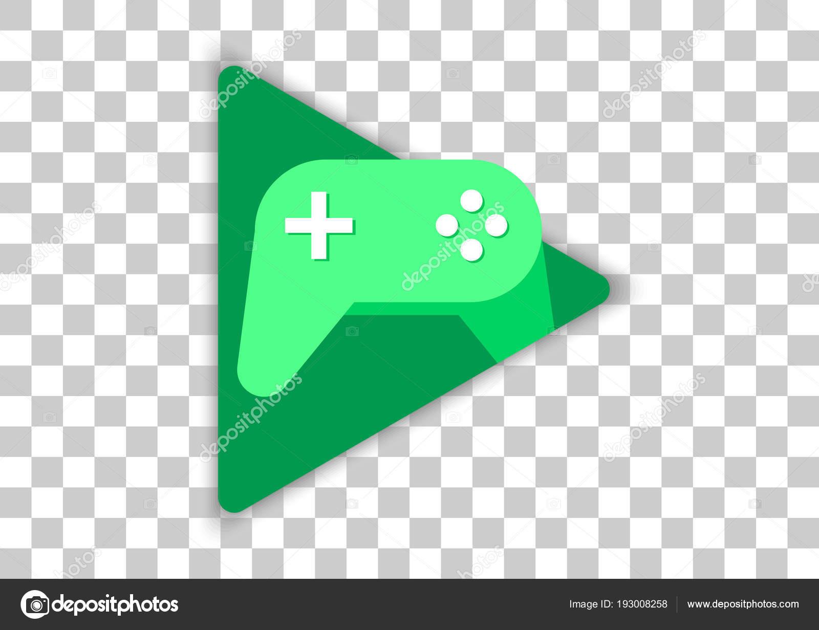 Play Juegos Icono Google Juegos Diseno Icono Aplicacion Movil