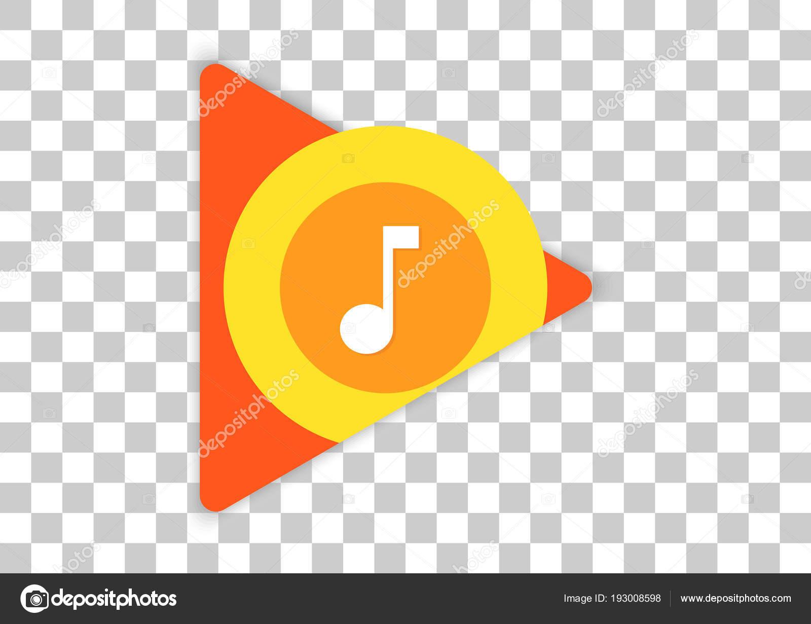 google play music app icon