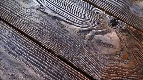 Dřevěný stůl s texturou