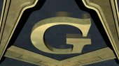 Fotografie Free Masonic Grand Lodge Sign