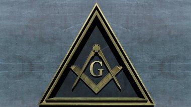 Free Masonic Grand Lodge Sign