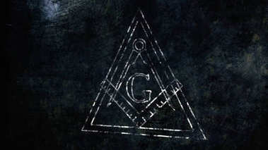 The Free Masonic Grand Lodge Sign and Illuminati Secret Characte