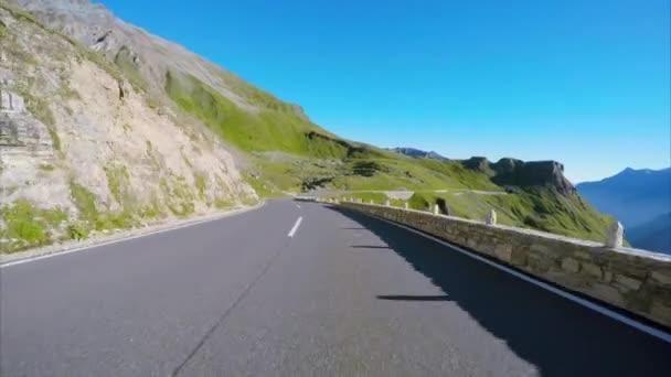 Grossglocknerův alpský silniční pohon