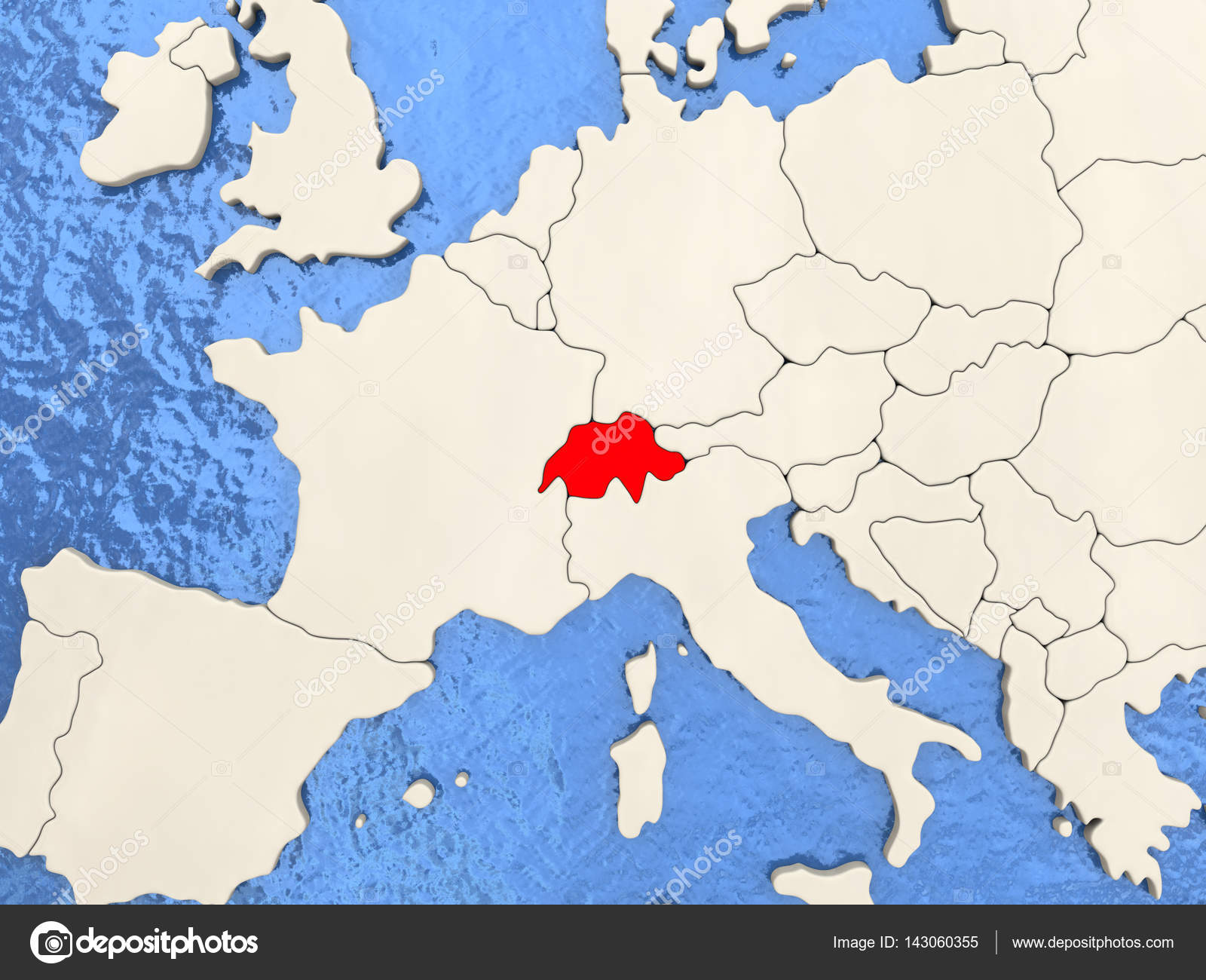 schweiz karta Schweiz på karta — Stockfotografi © tom.griger #143060355 schweiz karta
