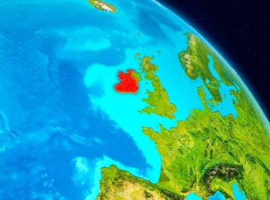 Ireland on Earth