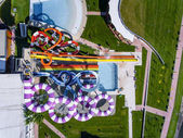Photo Water slides from above