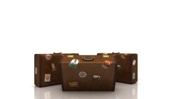 Ubytování po celém světě, svátky, dát celý svůj život v kufru