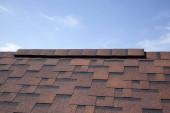 šindele na střeše