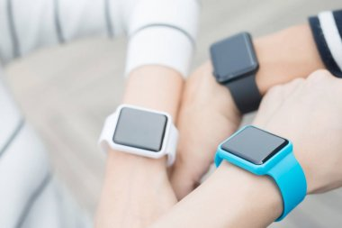 Show your smart watch