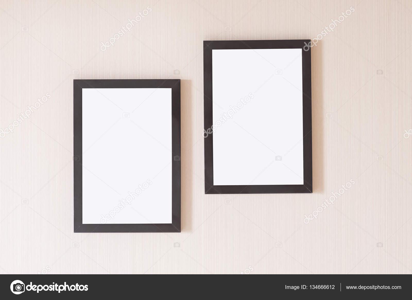 Marcos en Galería de arte — Foto de stock © ryanking999 #134666612