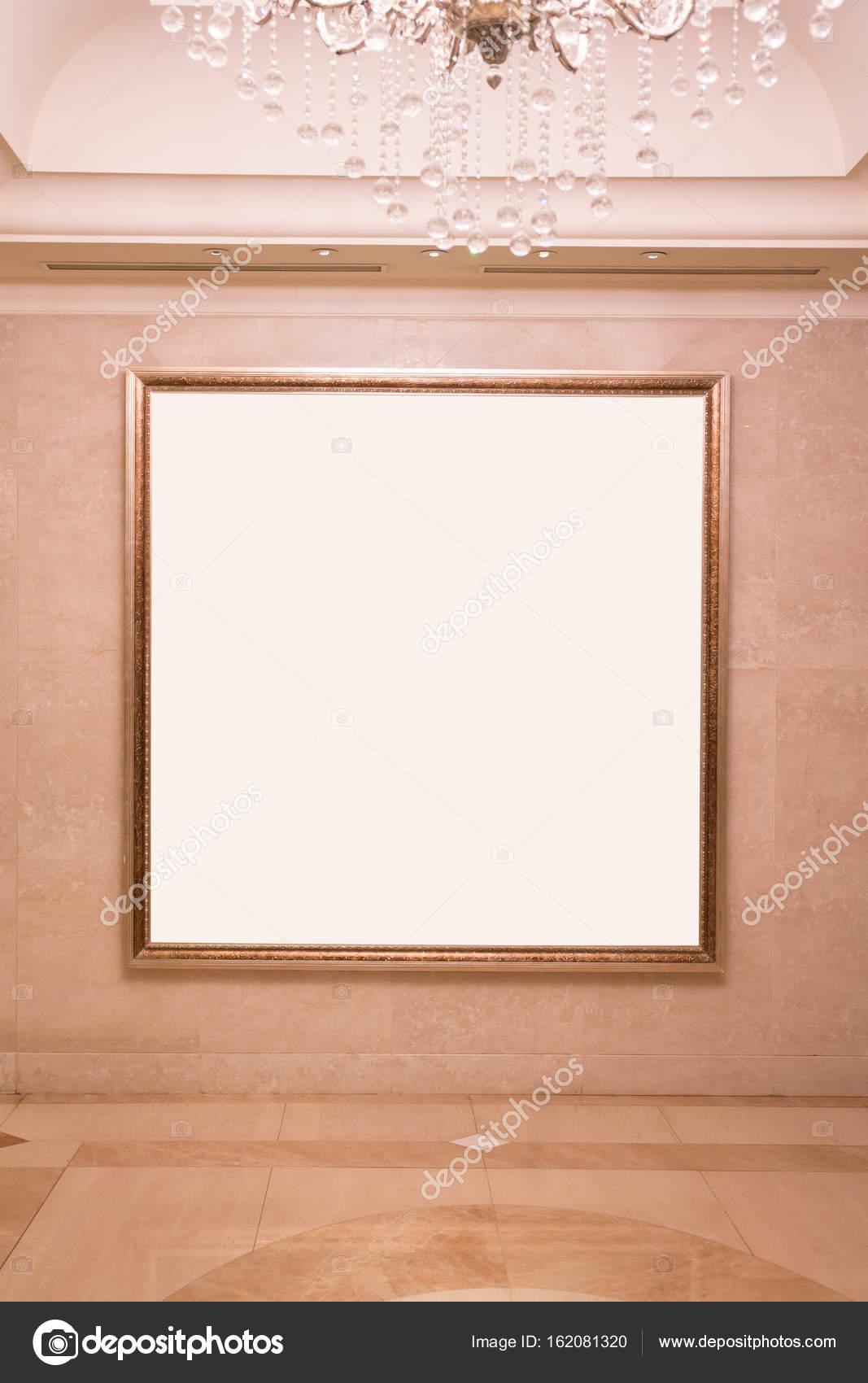 marco de colgar en la pared — Fotos de Stock © ryanking999 #162081320