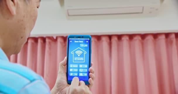 Iot Smart Home Konzept