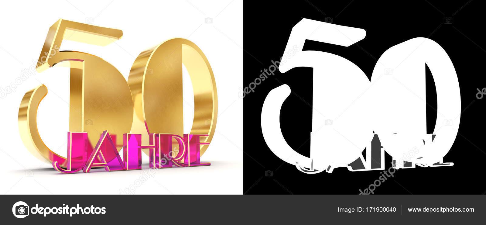 Top Nummer vijftig jaar (50 jaar) feest ontwerp. Verjaardag gouden @MU06