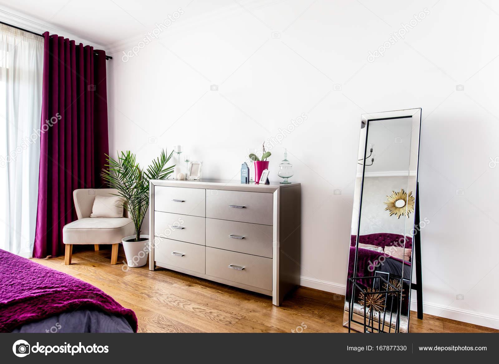 Modern Gezellig Interieur : Gezellige slaapkamer interieur scandinavische stijlvolle