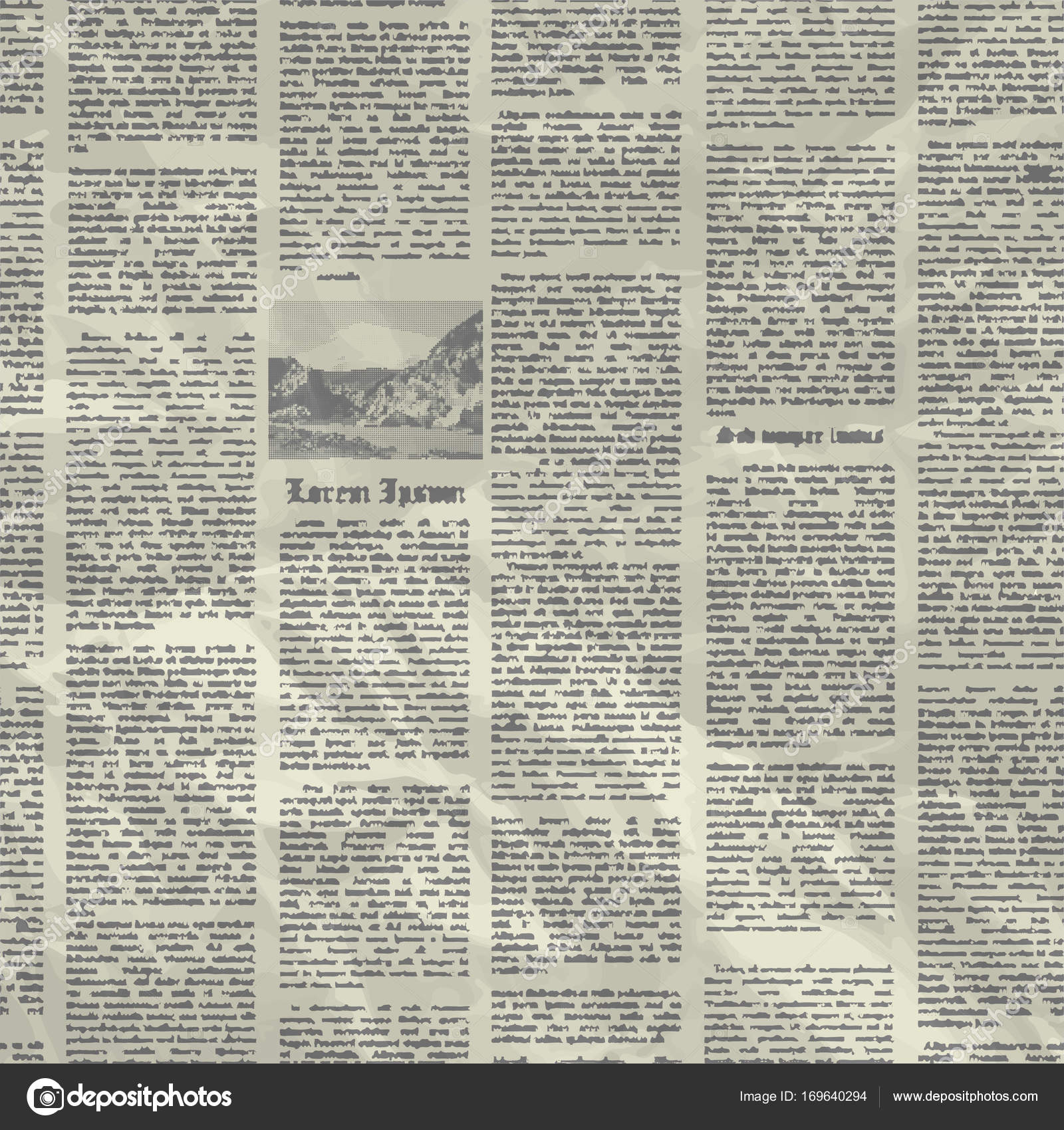 vector old newspaper background texture can used wallpaper web